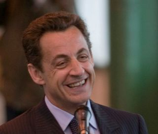 Sarkozy-france-talks